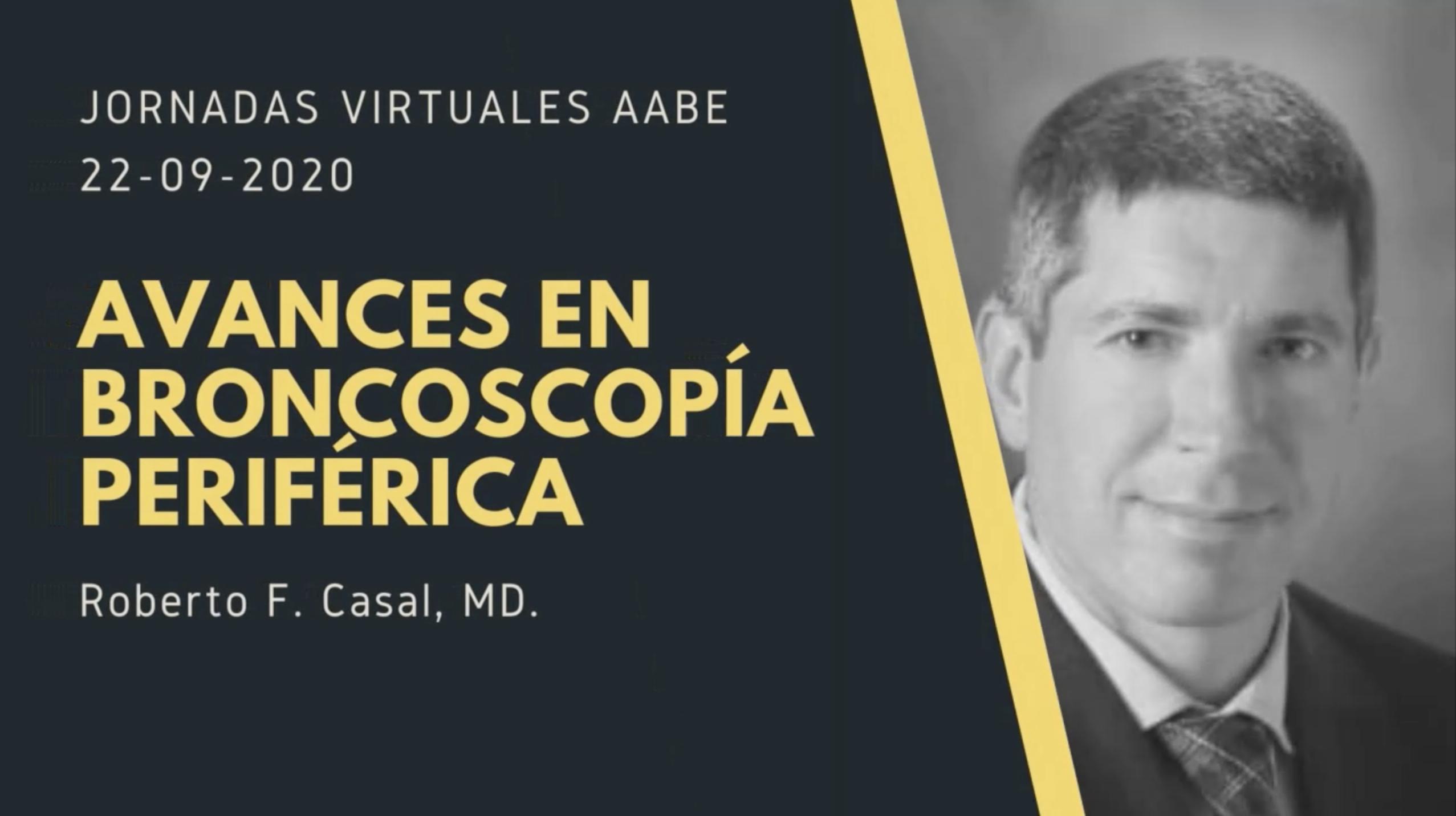 Jornada AABE con el Dr. Casal