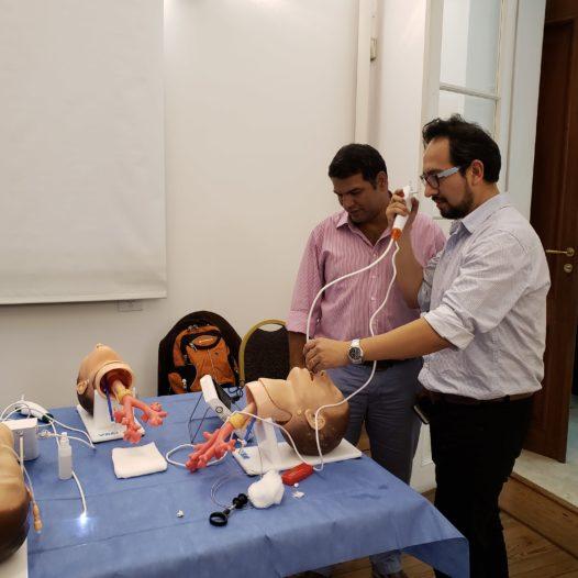 Mirá las fotos de la Jornada de Actualización en Endoscopia Intervencionista