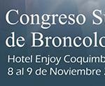 XII CONGRESO SUDAMERICANO DE BRONCOLOGÍA [CHILE] 8-9 de Noviembre 2019