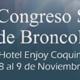 XII Congreso Sudamericano de Broncología