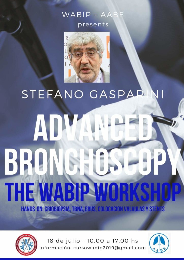 Advanced Bronchoscopy: The WABIP Workshop