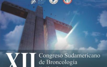 Participá por una beca en el XII Congreso Sudamericano de Broncología – Chile – 8 y 9 de Noviembre 2019