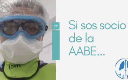 Conocé tus beneficios como socio de la AABE • Mirá el video!